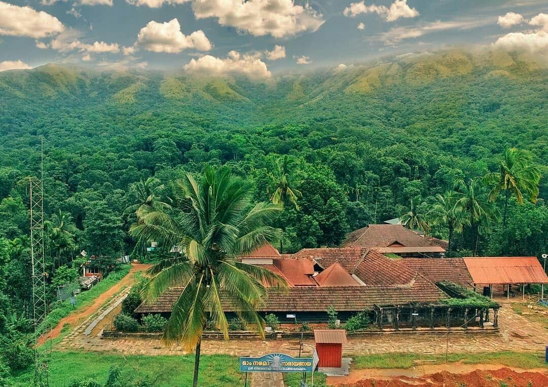 Thirunelli-Tempel